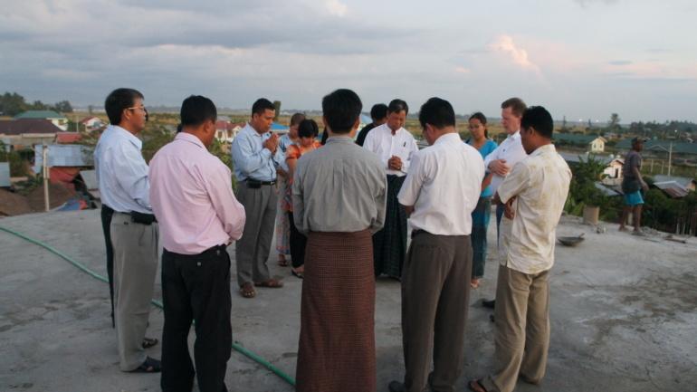 Misjonsstrategi