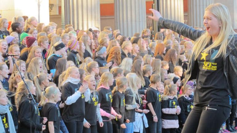2300 Soul Children satte sitt preg på Oslo