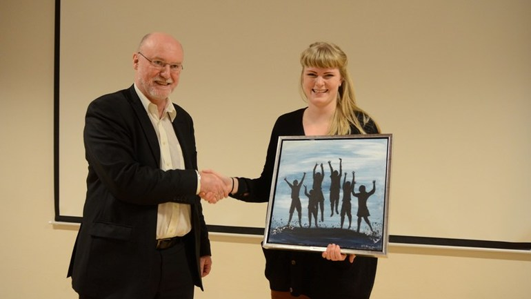 Changmaker fikk Norges første ikkevoldspris