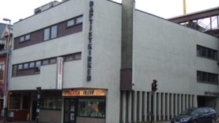 Omfattende renovering i Baptistkirka i Tromsø