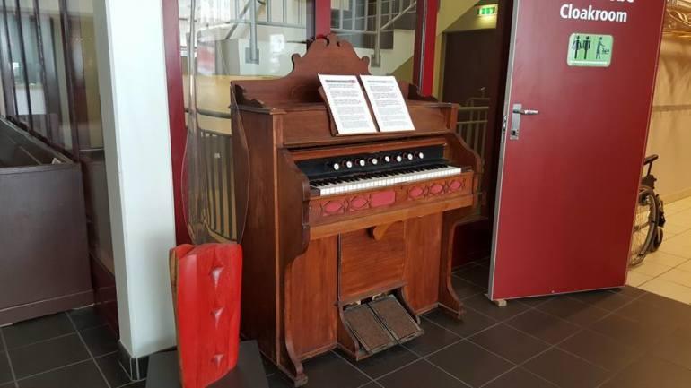 Historien om et orgel