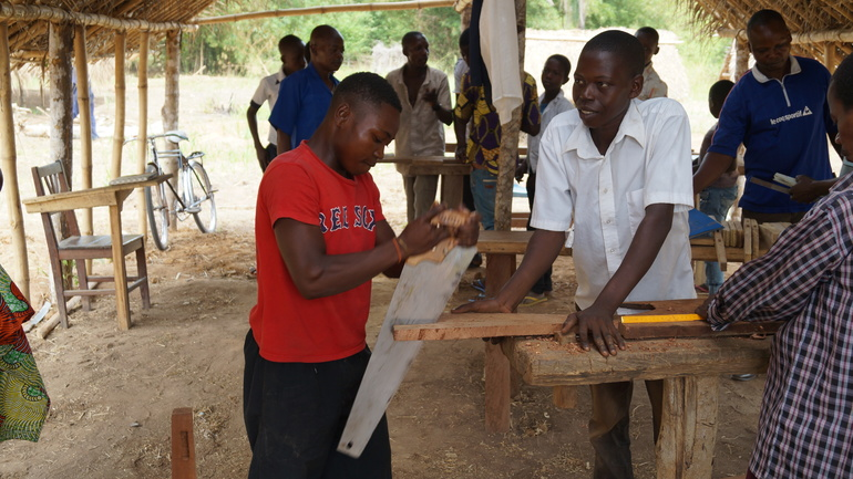 NORAD-midler gir økt livskvalitet i Nord-Kongo