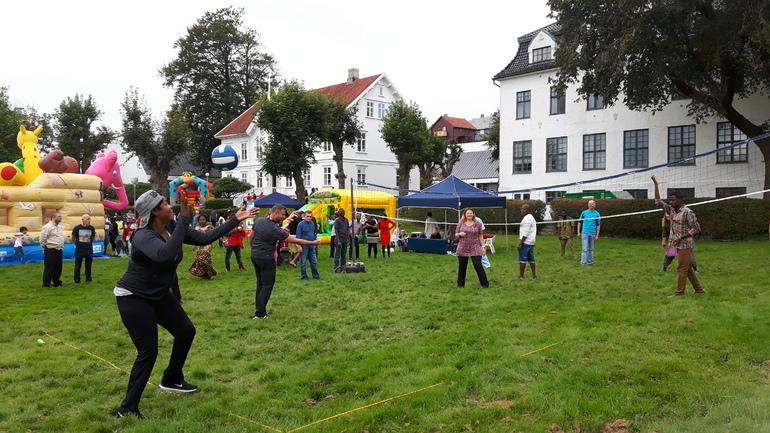 Felles kirkegrill i Stavanger