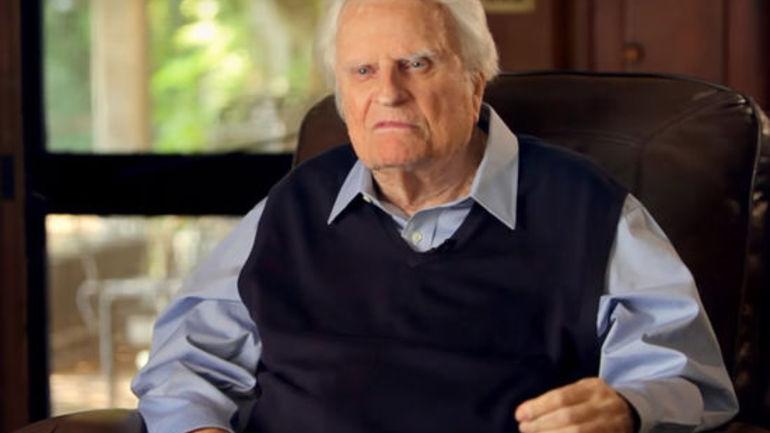 Billy Graham håper å runde 100 år
