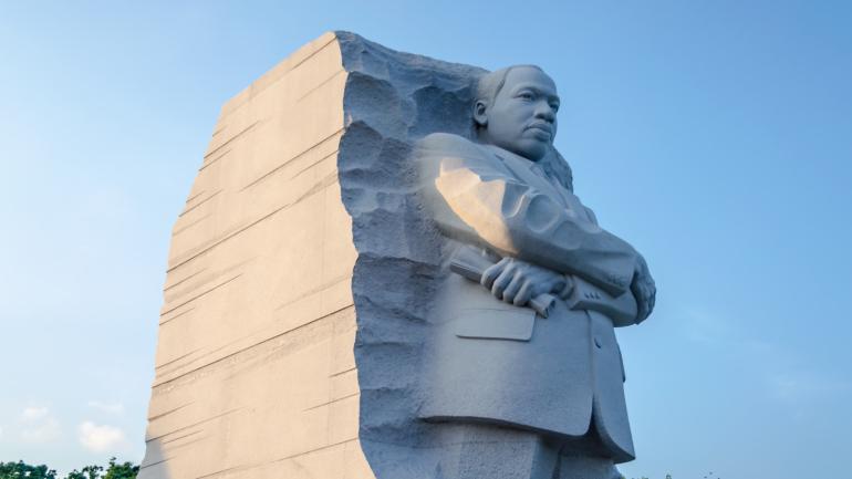 Ikkevoldsprisen i Martin Luther Kings ånd