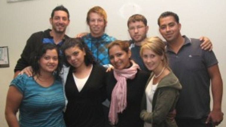 Vil forsone israelske og palestinske ungdommer