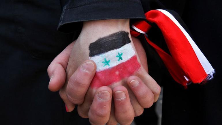 Bønn for Syria og våre trossøsken der