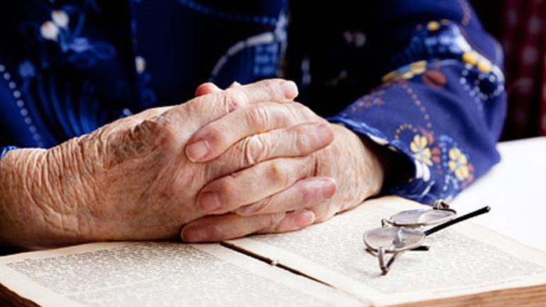 Kvinner i bønn