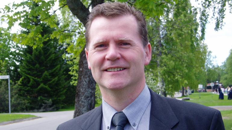 Terje Aadne valgt som generalsekretær
