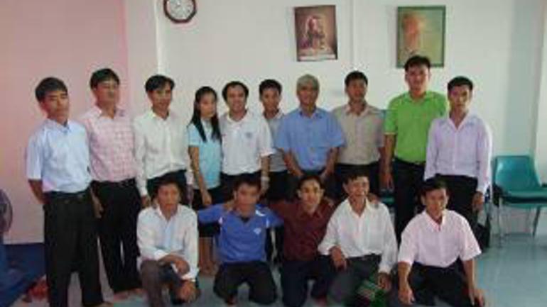 På studietur til Bangkok