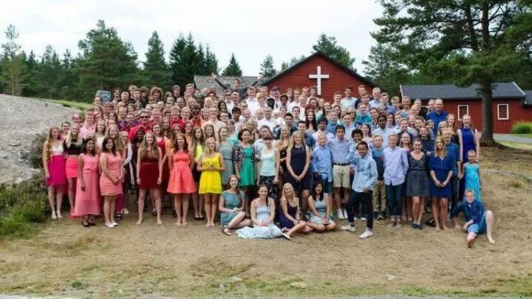 Ungdomsleir med misjonsfokus