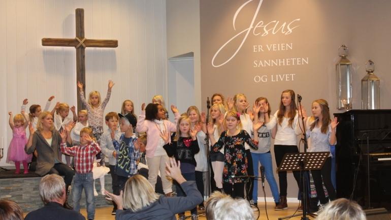 Inspirerende søndager i Tistedal