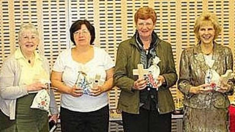 Margun Warem ble nestleder for europeiske baptistkvinner