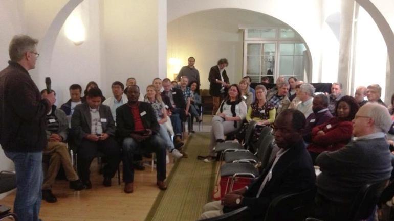 EBFs misjonskonferanse med integrasjonsfokus