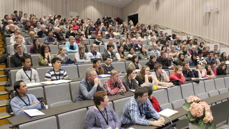 Over 200 samlet til lederkonferanse