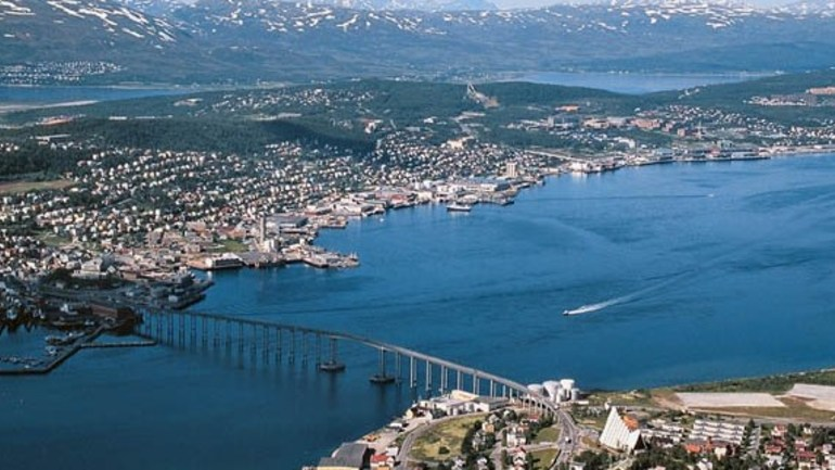 Distriktsstevne i Tromsø