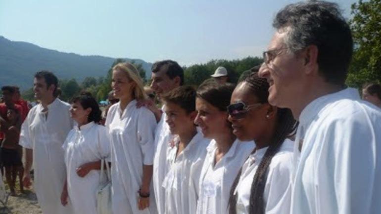Fem døpt i nystartet menighet i Italia