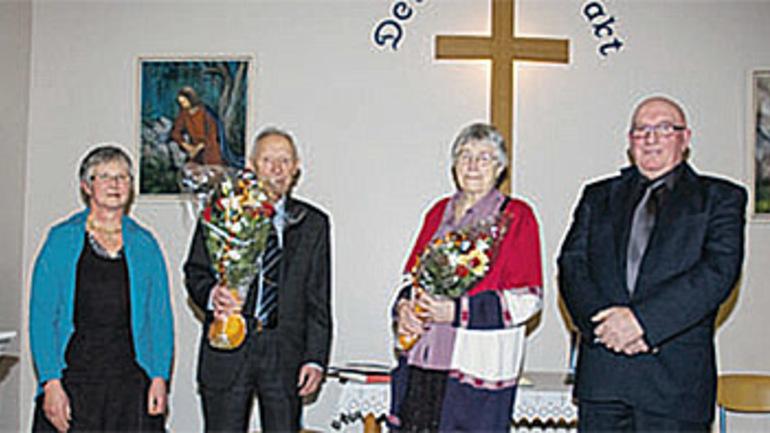 Baptistmenighet ga kirka til velforeningen i bygda