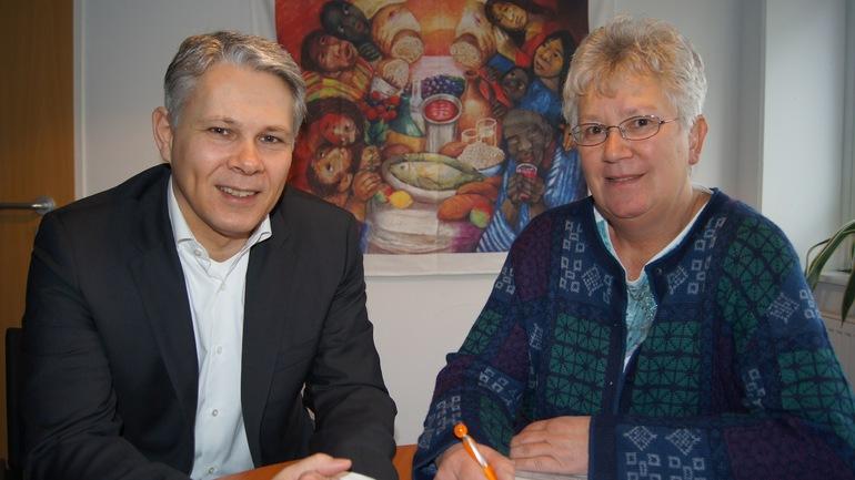Skifter generalsekretær i Tyskland
