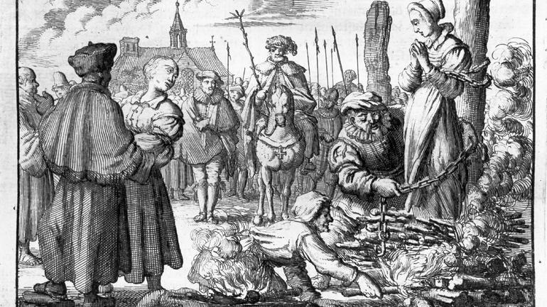 Veien fra Luther i Wittenberg til baptistene i Amsterdam