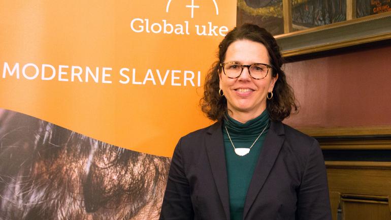 – Et kunnskapsgap om moderne slaveri i Norge