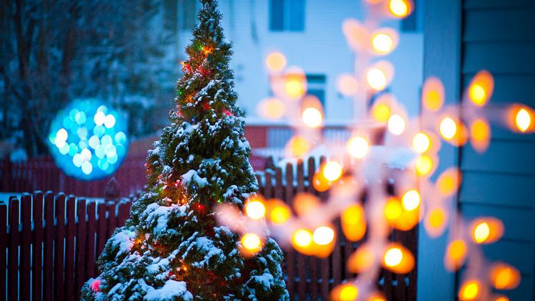 Julen – en vandring og medvandring i lyset