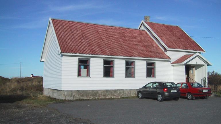 Bedehuset som midtpunkt og kultursentrum