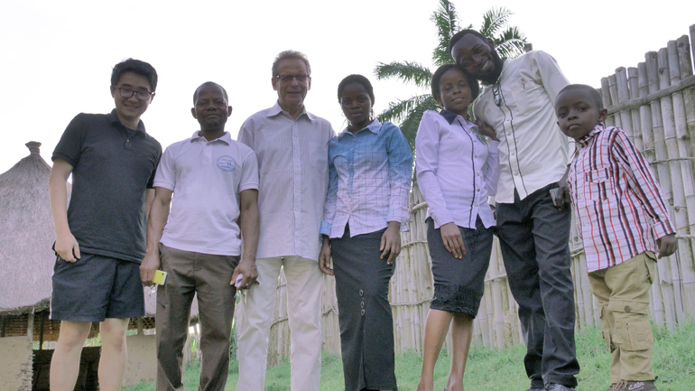 Kongo: Samfunnet er i en positiv utvikling