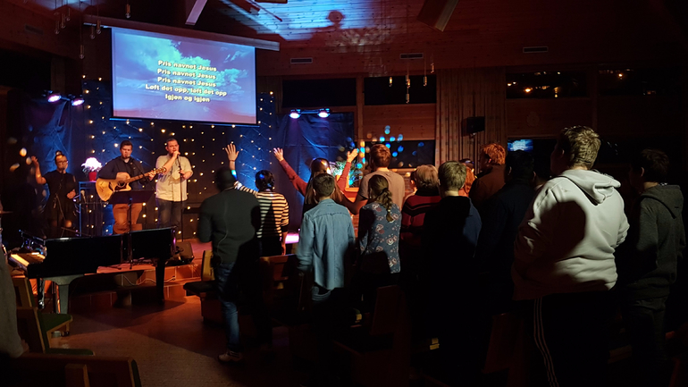 BRU-gudstjenestene starter sterkt i nytt år
