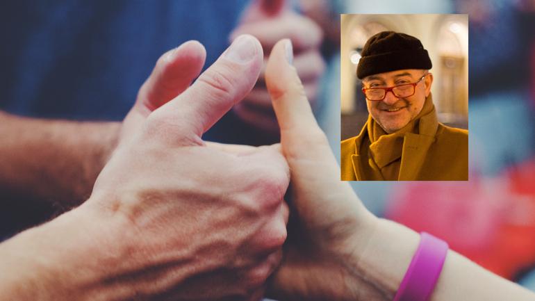 Ikkevoldsprisen 2018 tildelt Ervin Kohn