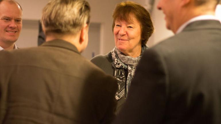 Ordføreren roser menigheters sosiale arbeid i Oslo