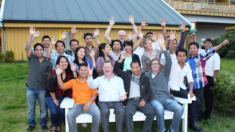 Om baptistene i Norge