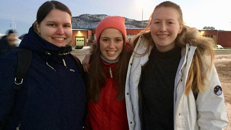 Kristina ansatt som barnearbeider i Tromsø