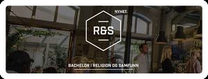 HLT, først i Norge med Bachelorgrad i religion og samfunn