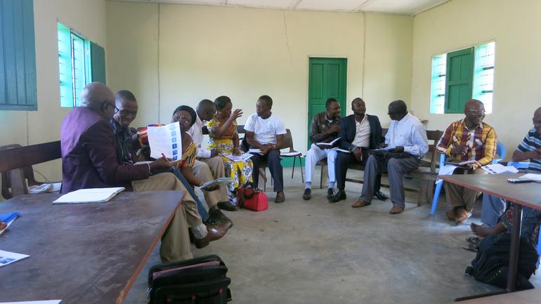 Organisasjons- og kompetanseutvikling