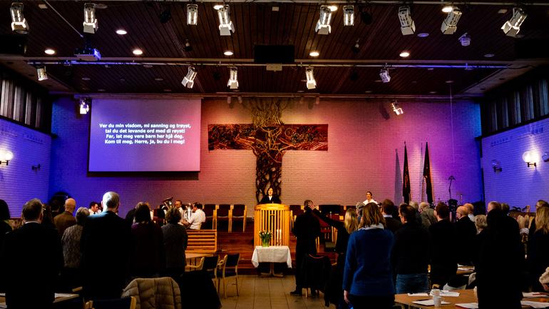 uttalelse om rettsikkerhet for konvertitter i Norge