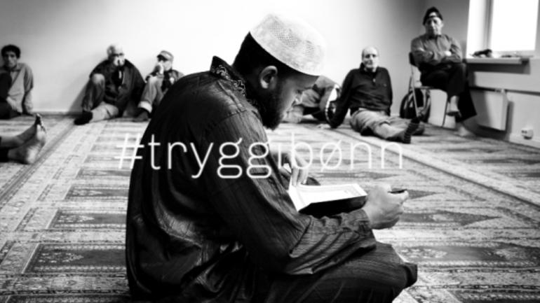 Solidaritetsaksjon for norske muslimer