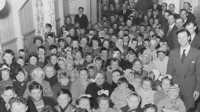Søndagsskolen på Andenes – En av Norges største?