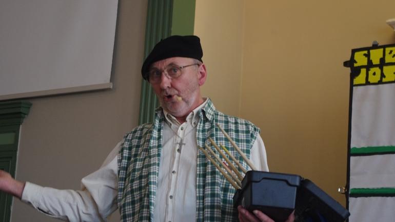 Arild B. Svendsen takker av!